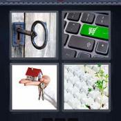 4 Pics 1 Word Answers Key