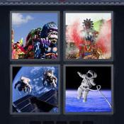 4 Pics 1 Word Answers World