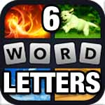 pics 1 word answers 6 letters