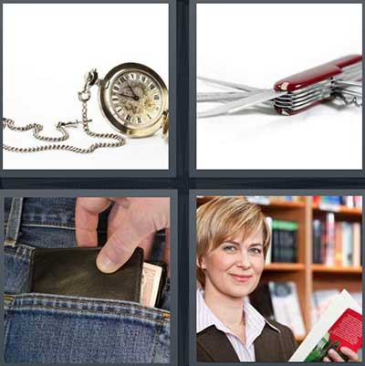 Level 415 - 4 Pics 1 Word Answers