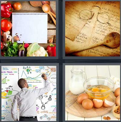 Level 457 - 4 Pics 1 Word Answers