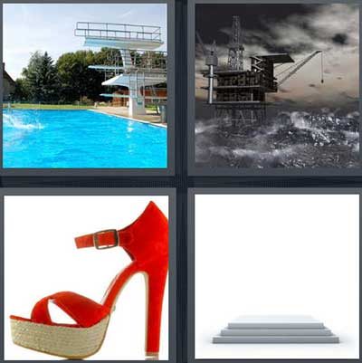 Level 470 4 Pics 1 Word Answers