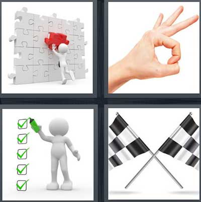 Level 479 4 Pics 1 Word Answers