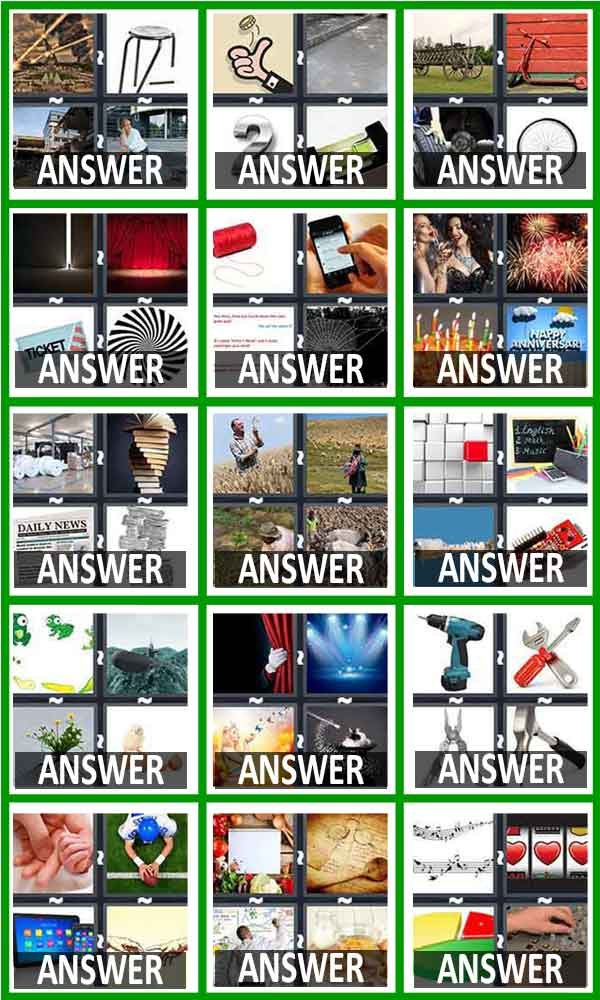 Level 458 Four Pics One Word 6 Letter Answer