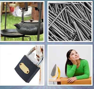 Image results for 4 Pictures One Word Answers Level 824