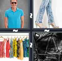 The answer is: Clothes