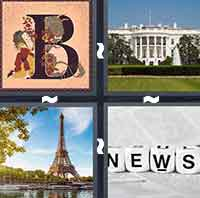 4 Pictures 1 Word Answers 7 Letters