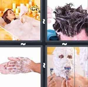 Images for 4 Pics One Word Answers 356