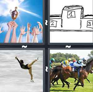 4 Pics 1 Word Answers 5 Letters Pt 10 | Holidays OO