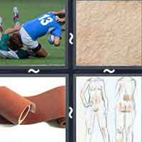 4pics1word answers cheats level RoughThe answer is: Rough