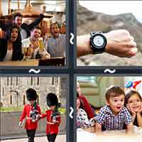 4pics1word answers cheats level WatchThe answer is: Watch