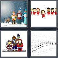 4 pics 1 word christmas special 2