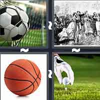 4 Pics 1 Word level 1-1 4 Letters