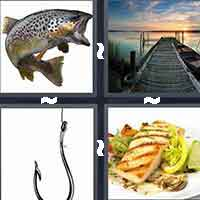 4 Pics 1 Word level 1-2 4 Letters