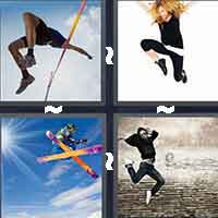 4 Pics 1 Word level 1-4 4 Letters