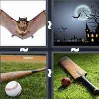 4 Pics 1 Word level 1-1 3 Letters