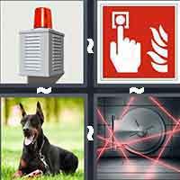 4 Pics 1 Word level 14