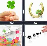 4 Pics 1 Word level 1-11 4 Letters