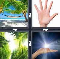 4 Pics 1 Word level 2-4 4 Letters