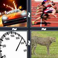 4 Pics 1 Word level 2-7 4 Letters