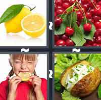 4 Pics 1 Word level 2-14 4 Letters