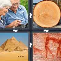 4 Pics 1 Word level 1-9 3 Letters