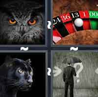 4 Pics 1 Word level 1-12 5 Letters
