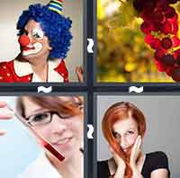 4 Pics 1 Word level 1-12 3 Letters