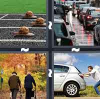 4 Pics 1 Word level 3-6 4 Letters