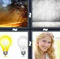 4 Pics 1 Word level 84