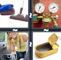 4 Pics 1 Word level 1-10 6 Letters