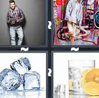 4 Pics 1 Word level 3-9 4 Letters