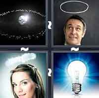 4 Pics 1 Word level 3-14 4 Letters