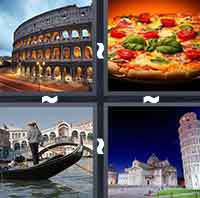 4 Pics 1 Word level 2-7 5 Letters