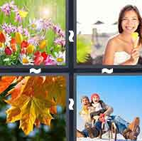 4 Pics 1 Word level 1-6 7 Letters