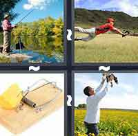 4 Pics 1 Word level 2-10 5 Letters