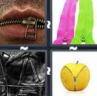 4 Pics 1 Word level 2-9 3 Letters