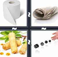 4 Pics 1 Word level 4-10 4 Letters