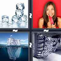 4 Pics 1 Word level 2-10 3 Letters