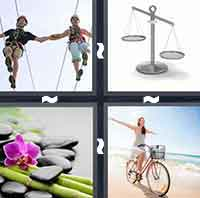 4 Pics 1 Word level 1-9 7 Letters