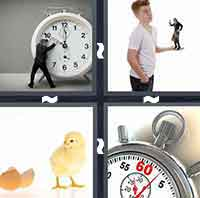 4 Pics 1 Word level 1-12 6 Letters