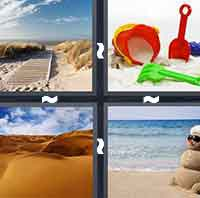 4 Pics 1 Word level 4-15 4 Letters