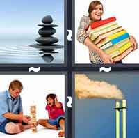 4 Pics 1 Word level 2-13 5 Letters
