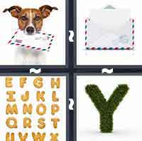 4 Pics 1 Word level 1-13 6 Letters