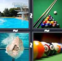 4 Pics 1 Word level 5-3 4 Letters