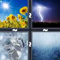 4 Pics 1 Word level 1-10 7 Letters
