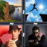 4 Pics 1 Word level 3-1 5 Letters