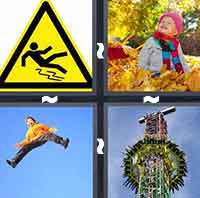 4 Pics 1 Word level 5-15 4 Letters