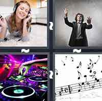 4 Pics 1 Word level 3-6 5 Letters
