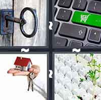 4 Pics 1 Word level 3-1 3 Letters
